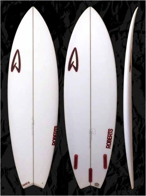 Roberts Surfboards Dream Machine
