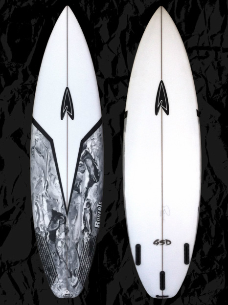 Roberts Surfboards GSD