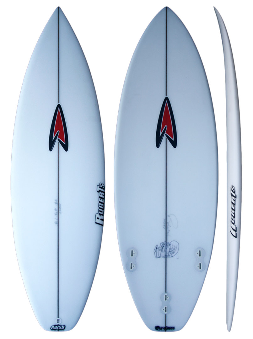 Roberts Surfboards The Beaver