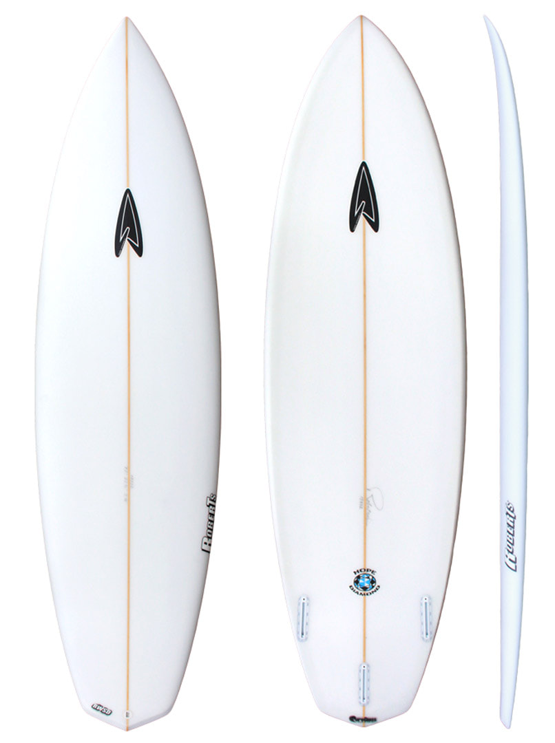 Roberts Surfboards Hope Diamond