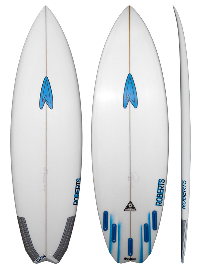 Roberts Surfboards Mutant